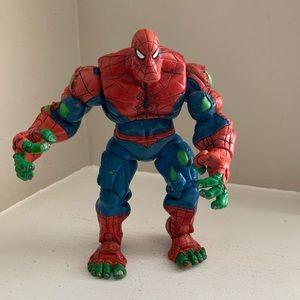 Rare Spider-Hulk Action Figure